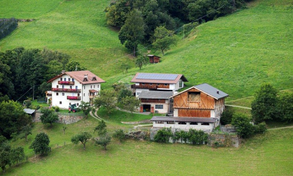 The Falserhof: Farm holidays in Villanders - South Tyrol