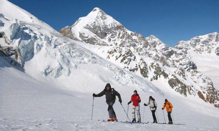 Langlaufen und Schneeschuhwandern auf der Villanderer Alm