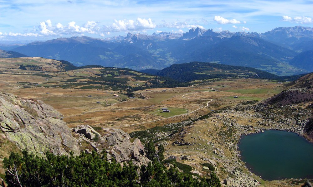 Erlebnisse erwandern beim Wanderurlaub in Südtirol