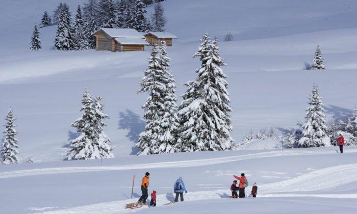Winterferien in Villanders – Rodeln, Eislaufen, Skitouren gehen