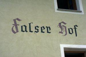 Falserhof Villanders 4